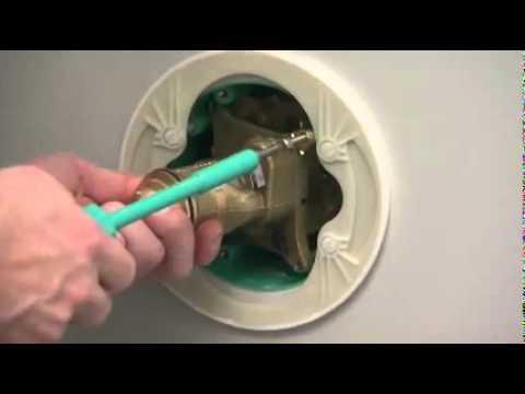 Hansgrohe Technology TipReplace The ThermostatCartridge
