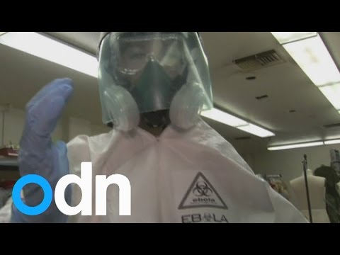 Controversial Ebola Halloween costumes on sale