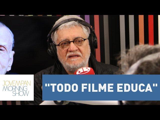 "Walter Carvalho: ""Todo filme educa"" | Morning Show"