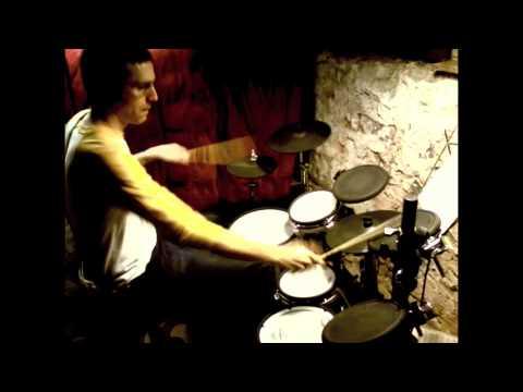 "Ingrid Michaelson - ""Maybe"" (Drum Cover by Scott Haskitt)"