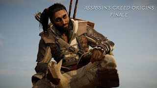 Assassin's Creed Origins (FINALE) - BIRTH OF THE CREED