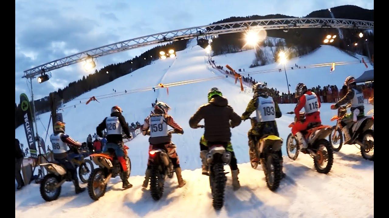 Snow Speed Hill Race 2015 // GRIP - BIKE EDITION