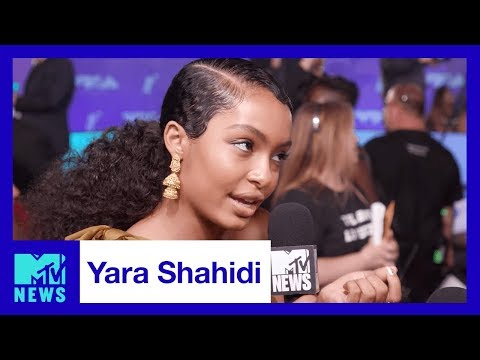 Yara Shahidi on Studying at Harvard & Riz Ahmed of 'Swet Shop Boys'   MTV
