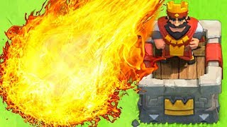 Clan Wars:  THE MISSED FIREBALLS! - Clash Royale