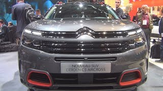 Citroën C5 Aircross BlueHDi 180 S&S EAT8 Shine (2019) Exterior and Interior