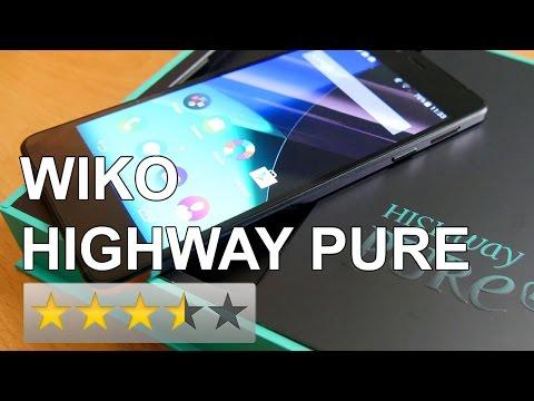 Wiko Highway Pure im ausführlichen Test