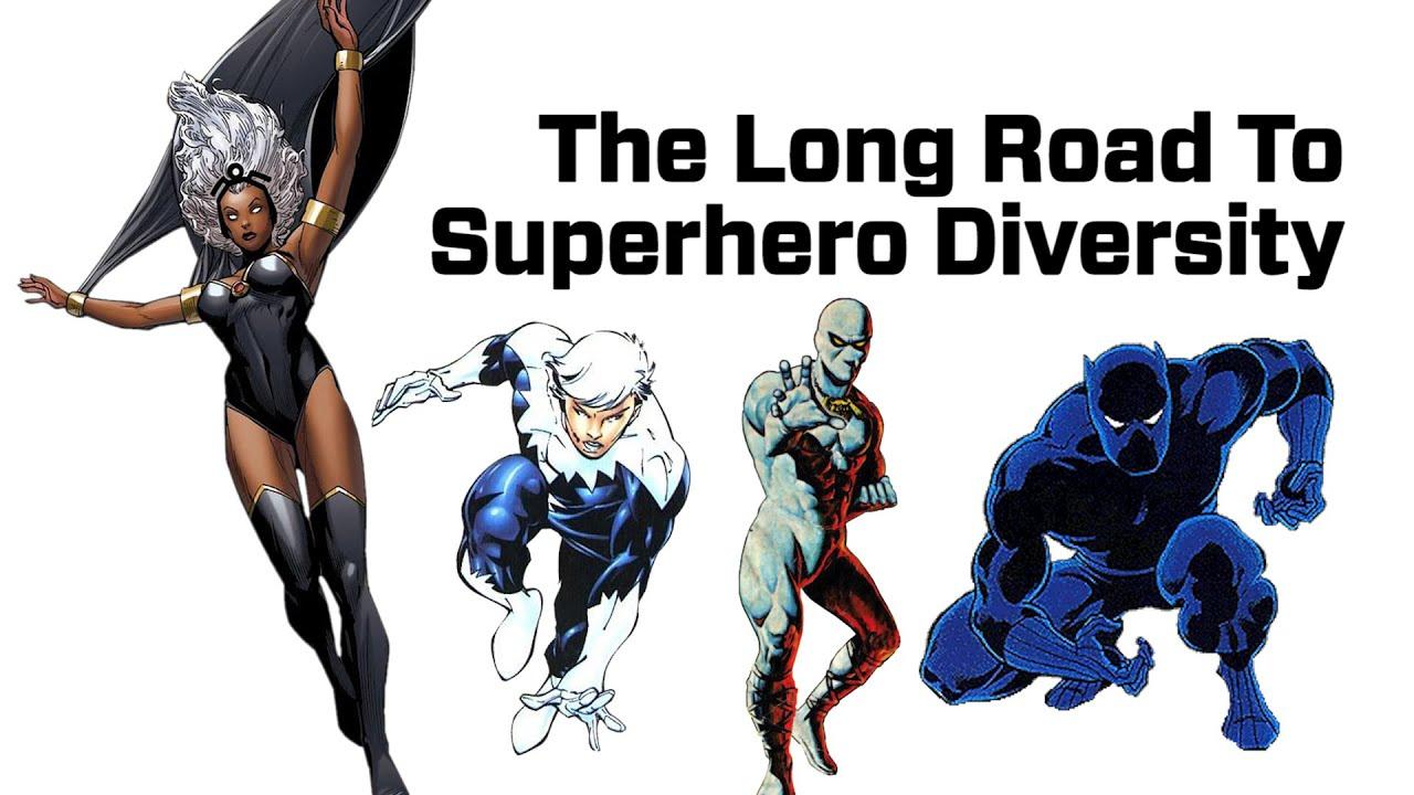 The Long Road To Superhero Div...