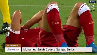 30 Menit Lawan Madrid, Mohamed Salah Cedera Sangat Serius - JPNN.COM