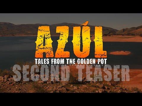 AZUL - tales from the golden pot [second teaser]