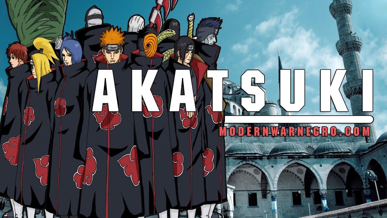 Akatsuki | Naruto Versace Parody - YouTube