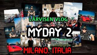 MYDAY 2 | MILANOSSA AJOIN FERRARIA