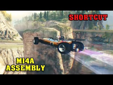 Asphalt 8 - McLaren M14A Assembly Shortcut (GW Rev) 59.994