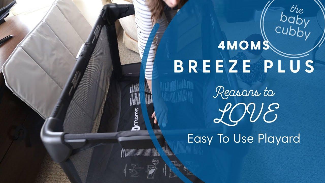 4Moms Breeze Plus: Reasons to LOVE