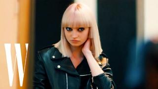 Rising Model Brii Hocutt Undergoes a Dramatic Transformation | W magazine