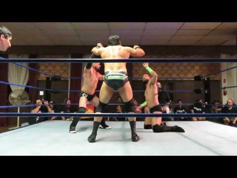 Maverick Pro Wrestling - Marty The Moth Vs Suede Thompson Vs Douglas James - 05/13/17
