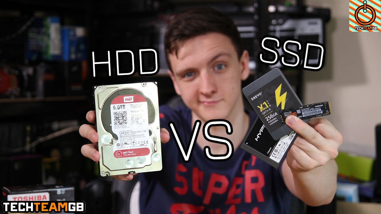 Ssd Vs Hdd For Gaming What Should You Get 2020 December