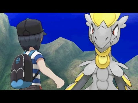 Pokemon Sun & Moon DEMO Walkthrough