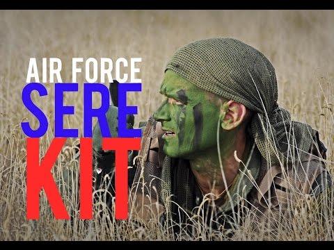 SERE Kit- Air Force Kit