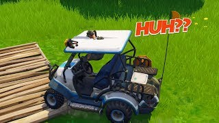 Fortnite Season 6 ATK Glitch