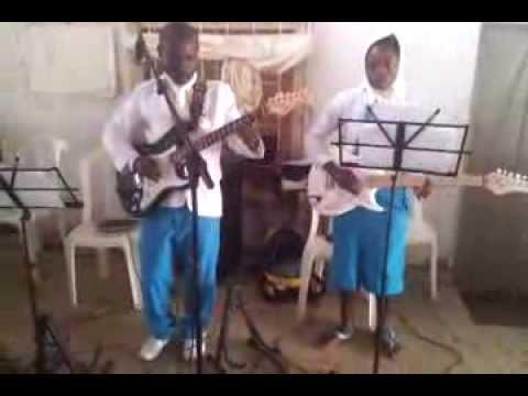 Coro Messias em Cabinda