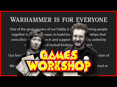 Games Workshop EXPLAINED By An Australian | Warhammer Lore