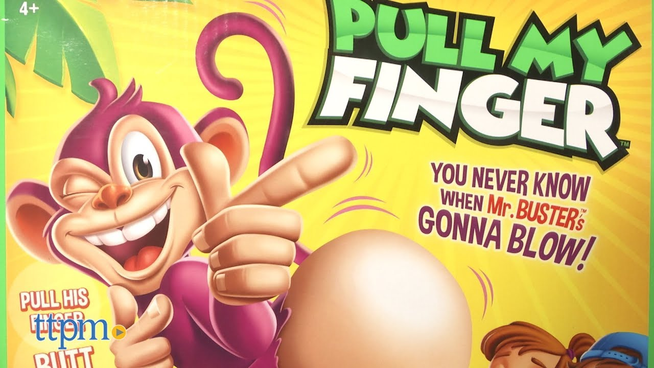 Pull My Finger From Jakks Pacific Youtube
