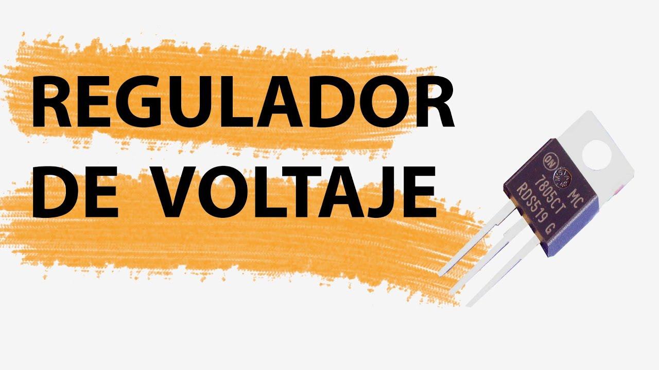Circuito Regulador De Voltaje : Regulador de voltaje funcionamiento y montaje un
