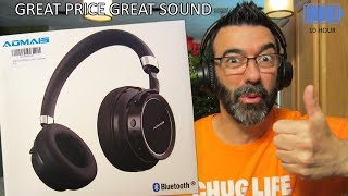 Video AOMAIS VOICE (Incredible Sound-Amazing Price) BLUETOOTH HEADPHONES download MP3, 3GP, MP4, WEBM, AVI, FLV Juli 2018