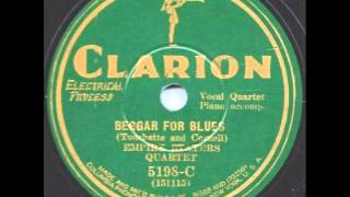 Beggar For Blues - Empire Staters Quartet