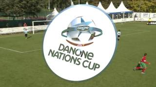 Morocco vs Uruguay - Ranking Match 09/16 - Full Match - Danone Nations Cup 2016