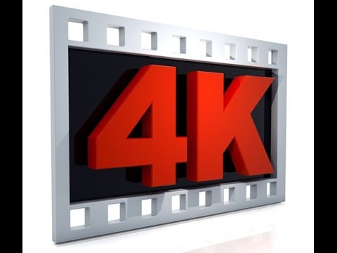 How to convert video to 4K *easiest way* [2160p 4K]
