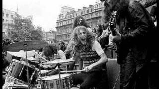 Pink Fairies - Waiting For The Lightning To Srike