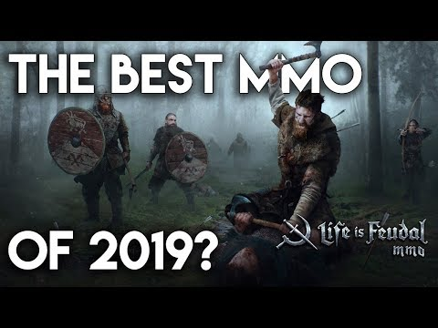 Life Is Feudal: MMO Review 2019