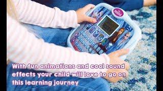 Frozen II Magic Learning Tablet    VTech   Demo