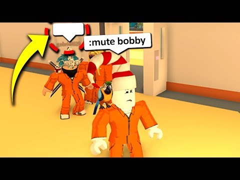 TALKING FOR PLAYERS WHO ARE MUTED IN ROBLOX WITH ADMIN COMMANDS