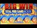 Sparkling Nights Slot Machine Big Win Bonus ~ Edited