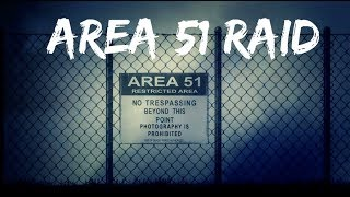 DON'T GO TO THE AREA 51 RAID! | Scary Story | I used to work in Area 51