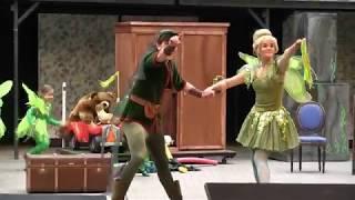 Trailer Peter Pan Freilichtspiele Tecklenburg 2018