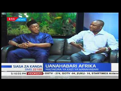 Je, wanahabari wa Afrika wanaajibika wanapokuwa kazini ama tuu ni habari gushi: Siasa za Kanda