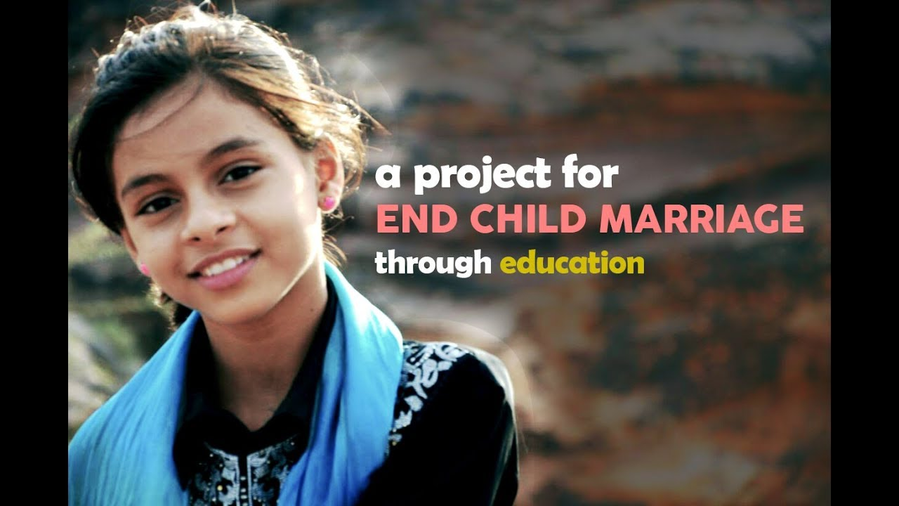 """Our Dreams Thrive"""" a project for end child marriage through education"""