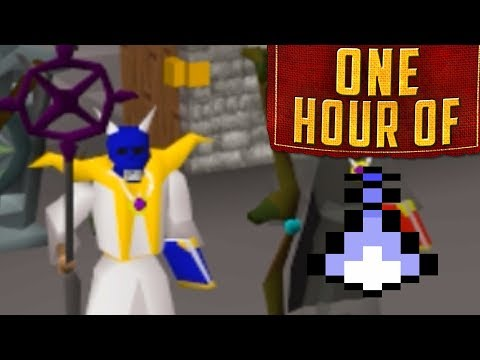 One Hour of Taking a Noob Revs Pking
