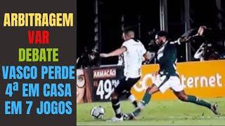 Do meu debate com Gian Oddi ao futebol pobre do Palmeiras e ainda pior do Vasco, ambos mais do mesmo