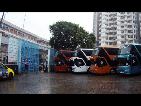Green Line New Double Decker In Depth Exterior and Interior View In Bangladesh