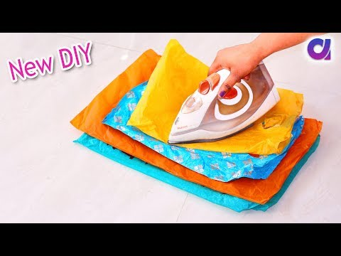 How To Reuse Plastic Bag At Home   Best Out Of Waste   Artkala 344