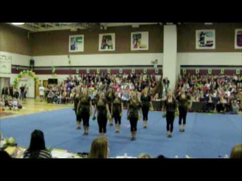 Campbell Collegiate Dance Team Season