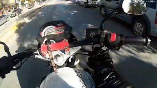 GAZ TELİ SIKIŞTI / Pulsar 200 RS Gazlama / Elektrikli Bisiklet Fantazisi