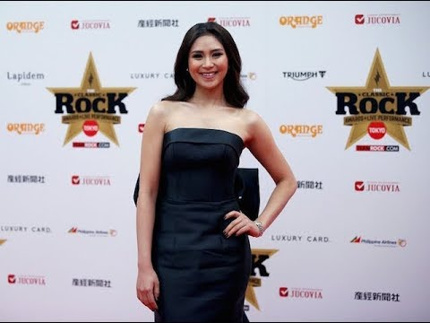 Sarah Geronimo takes home BEST ASIAN PERFORMER award at the CLASSIC ROCK AWARDS in Japan [FULL] - 동영상