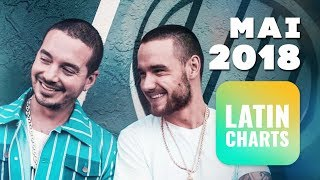 Top Latin/Reggaeton Songs • Mai 2018 | Latin Charts
