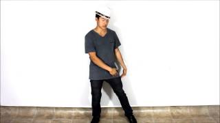 Урок клубных танцев для мужчин | быстрая музыка 2