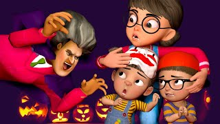 Scary Teacher 3D Halloween 2020 - Special chapter |VMAni Channel|